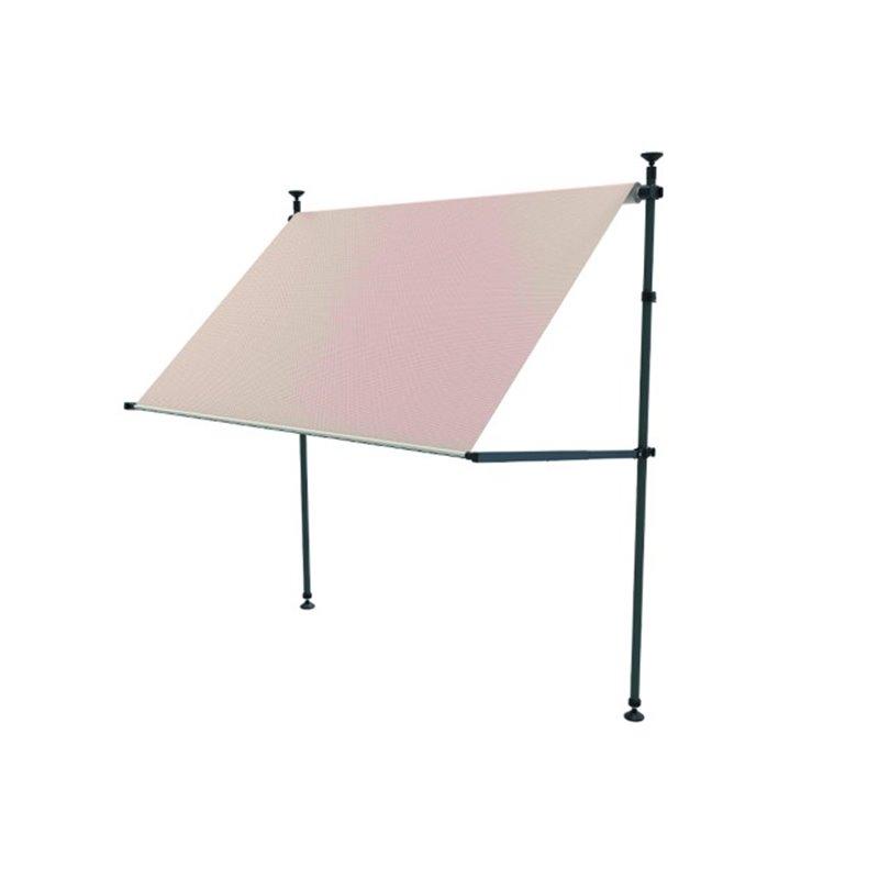 Regulowana rama Flex Frame do markizy balkonowej